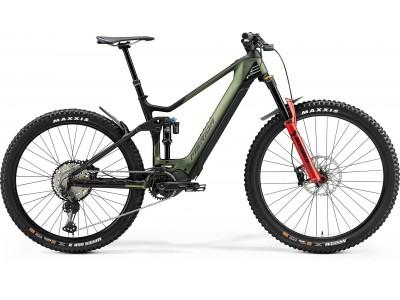 """Велосипед 29""""/27.5"""" Merida eOne-Sixty 8000 MattGreen (2021)"""