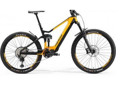 """Велосипед 29""""/27.5"""" Merida eOne-Sixty 8000 GlossyOrange (2021)"""