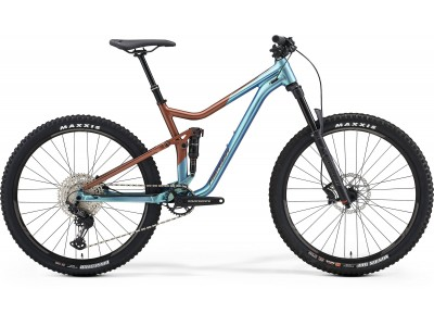 Под заказ | Merida One-Forty 600 Bronze-Blue (2021)