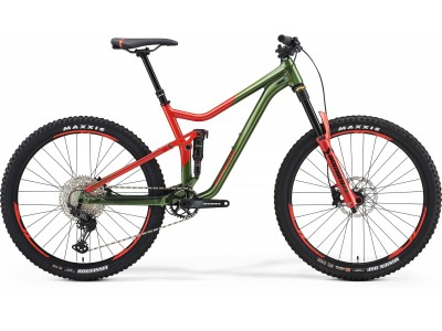 Под заказ | Merida One-Forty 700 Green-Red (2021)