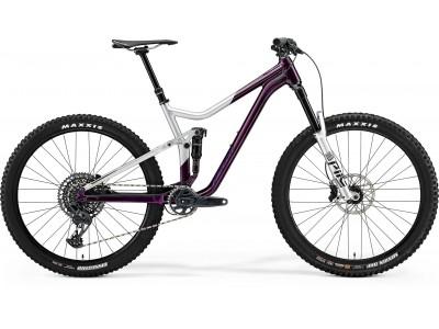 Под заказ | Merida One-Forty 800 Purple-Silver (2021)
