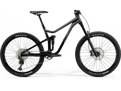 Велосипед Merida One-Sixty 400 Grey-Black (2021)