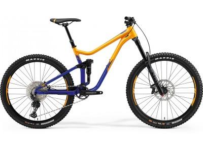 Под заказ | Merida One-Sixty 400 Orange-Blue (2021)
