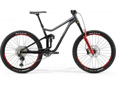 Велосипед Merida One-Sixty 700 Grey-Red (2021)