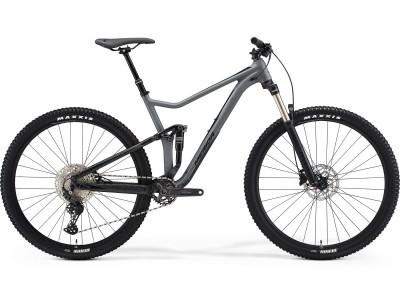 Велосипед Merida One-Twenty 400 Black-Grey (2021)