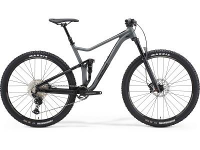 Велосипед Merida One-Twenty 600 Black-Grey (2021)