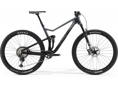 Под заказ | Merida One-Twenty 7000 Black-Grey (2021)