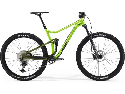 Под заказ | Merida One-Twenty 700 Green (2021)