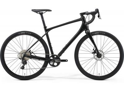 Велосипед Merida Silex 300 Black (2021)