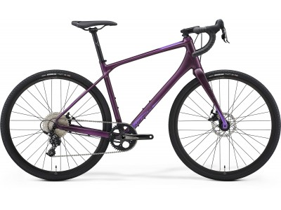 Велосипед Merida Silex 300 Purple (2021)