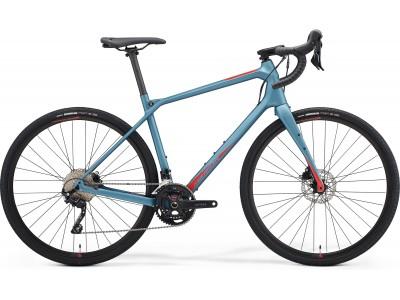 Велосипед Merida Silex 4000 Blue (2021)