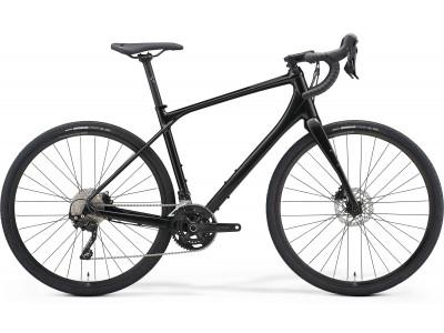 Велосипед Merida Silex 400 Black (2021)