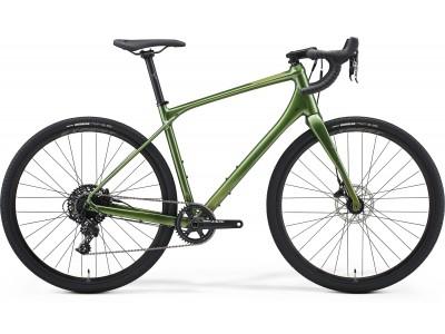 Велосипед Merida Silex 600 Green (2021)