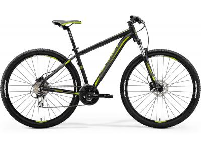 Велосипед MERIDA BIG NINE 20-D BLACK (2018)