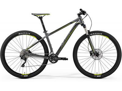 Велосипед MERIDA BIG NINE 300 (2019)