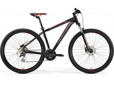 Велосипед MERIDA BIG NINE 20-D BLACK RED (2019)