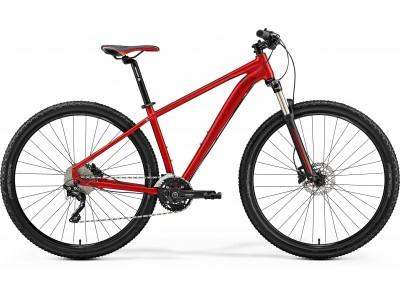 Велосипед MERIDA BIG NINE 80-D RED (2019)