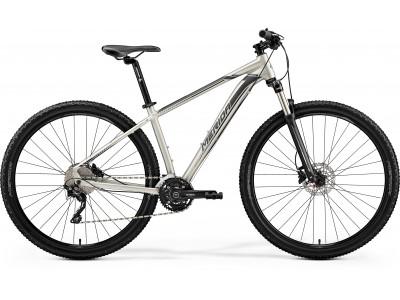 Велосипед MERIDA BIG NINE 80-D SILVER (2019)