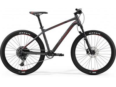 Велосипед MERIDA BIG SEVEN 600  SILVER RED (2019)