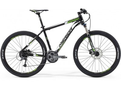 "Велосипед 27,5"" Merida Big.Seven 300 Black Green (2015)"