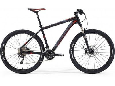 "Велосипед 27,5"" Merida Big.Seven 500 Matt Black (2015)"
