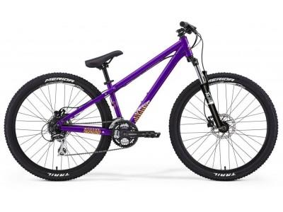 Велосипед Merida Hardy 6.70 Purple (2015)