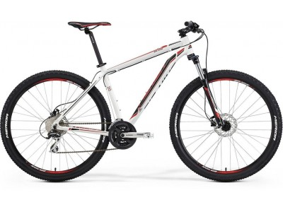 Велосипед MERIDA BIG NINE 20-D WHITE (2015)