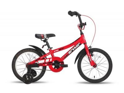 "Велосипед 16"" PRIDE ARTHUR RED (2015)"