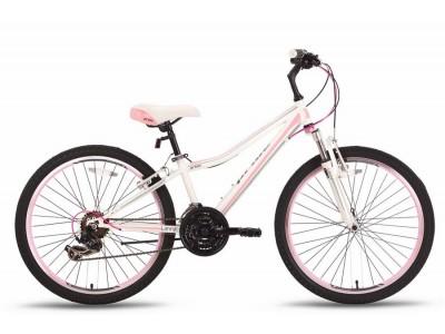 """Велосипед 24"""" PRIDE LANNY WHITE (2016)"""