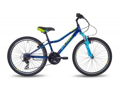 "Велосипед 24"" PRIDE BRAVE BLUE (2018)"