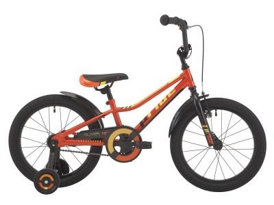 """Велосипед 18"""" PRIDE OLIVER ORANGE (2018)"""