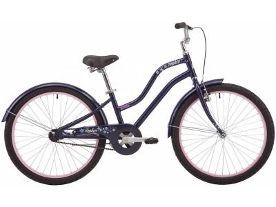 "Велосипед 24"" PRIDE SOPHIE  DARK BLUE (2018)"