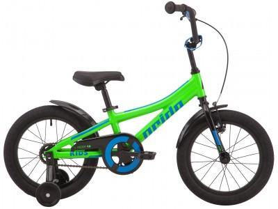 "Велосипед 16"" PRIDE RIDER GREEN (2019)"