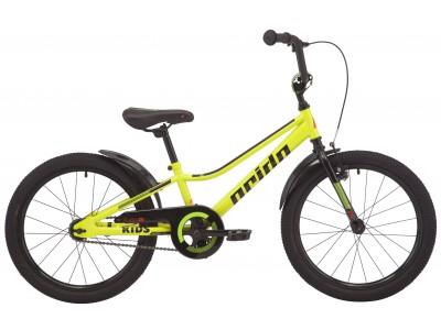 """Велосипед 20"""" PRIDE FLASH 20 Yellow (2019)"""