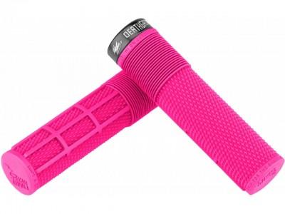 Грипсы DMR Brendog Death Grip Flangeless Pink Thick