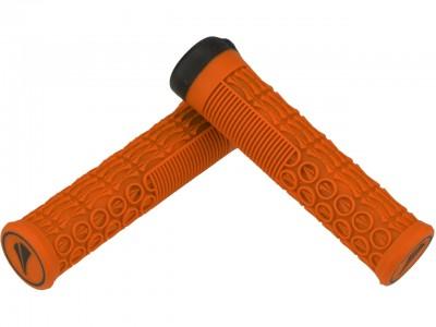 Грипсы SDG Thrice Grip 31mm Orange