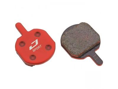 Колодки дисковые Jagwire DCA052 Red Zone Comp