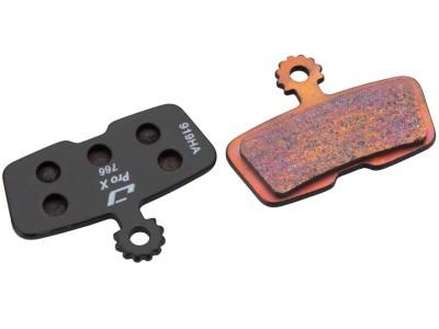 Колодки дисковые Jagwire Pro Extreme Sintered DCA509
