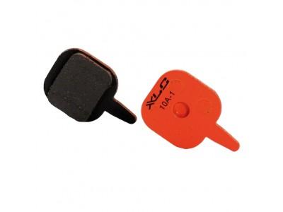 Колодки дисковые XLC BP-D02