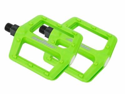 Педали AUTHOR APD-F13 Neon Green