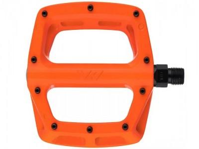 Педали DMR V-8 Highlighter Orange
