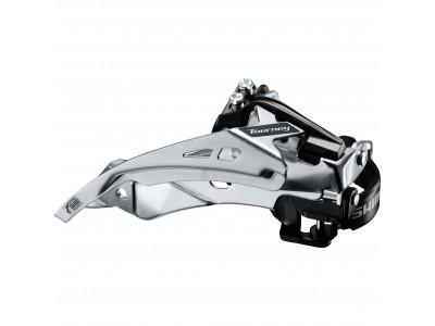 Передний переключатель Shimano Tourney FD-TY700 3x7/8 Dual-Pull