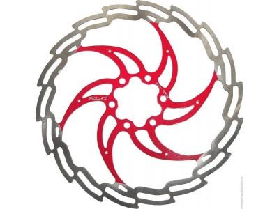 Ротор XLC 160мм Красный