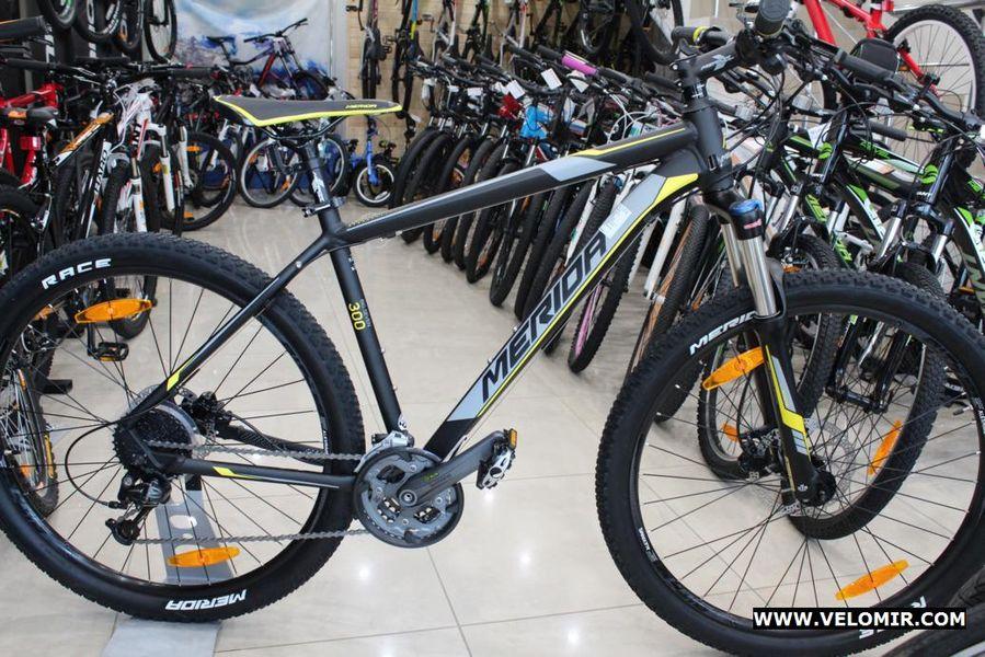 Велосипед Merida Big Seven 300