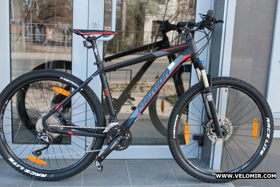 Велосипед Merida big seven 500