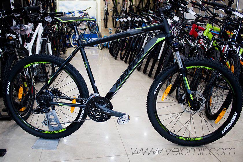 Велосипед Merida Matts 100