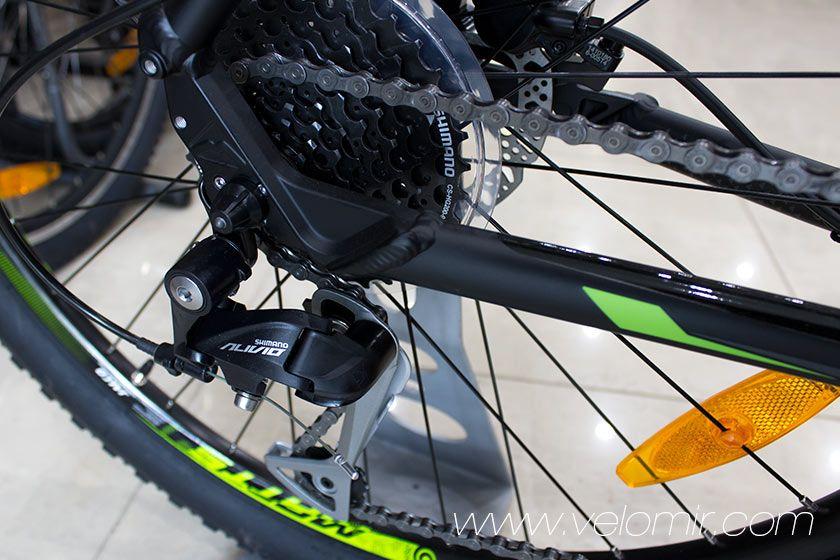 Купить велосипед Merida Matts 6 100