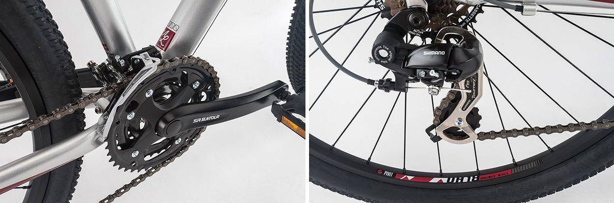Обзор велосипеда Haro Flighline 27 Five One 2015