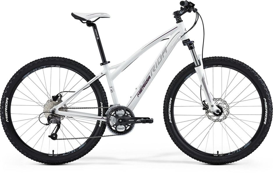 Женский велосипед Merida